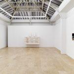 Gijs Milius, Op z'n Antwerps, Installation view, Gaudel de Stampa, Paris, Nov. 2018