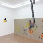 Panther Print - Installation view, Gaudel de Stampa, Sept 2012
