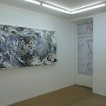 II Clouds, Installation view, Gaudel de Stampa, Paris